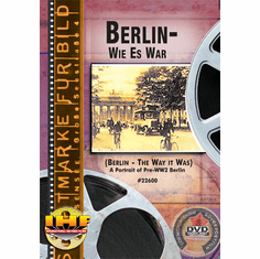 Berlin-Wie Es War (Pre-War Berlin) DVD Educational Edition