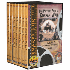 Big Picture Series: Korean War 7 Volume Set (7 DVD Set) Special Savings Offer