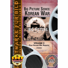 Big Picture Series: Korean War Volume 3 DVD