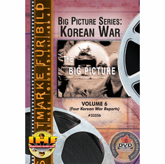 Big Picture Series: Korean War Volume 6 DVD