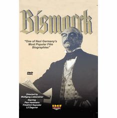 Bismarck DVD (Wolfgang Liebeneiner) Educational Edition