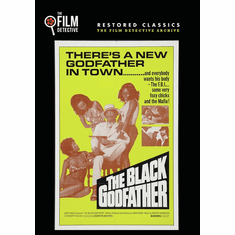 Black Godfather DVD