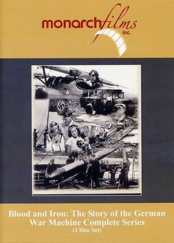 Blood and Iron: The Story of the German War Machine Complete Series (2 Disc Set)