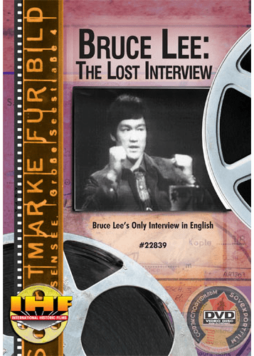 Bruce Lee: The Lost Interview DVD