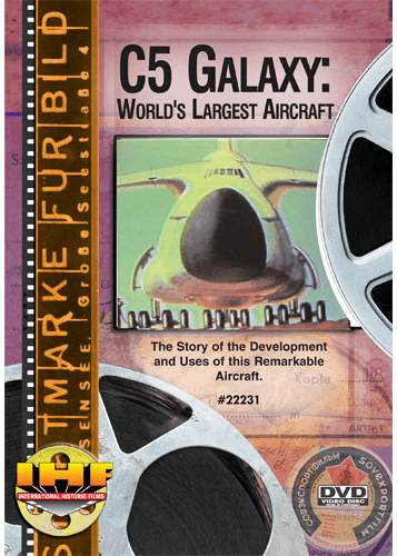C-5 Galaxy: World's Largest Aircraft DVD