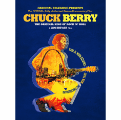 Chuck Berry: The Original King of Rock N Roll DVD