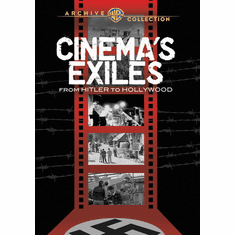 Cinema's Exiles: Hitler to Hollywood DVD