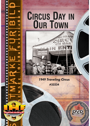 Circus Day in Our Town DVD
