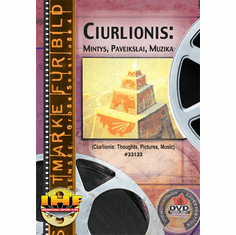 Ciurlionis: Thoughts, Pictures and Music DVD