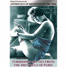 Classic Erotica Collection: Forbidden Movies From the Brothels of Paris DVD