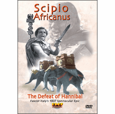 Scipio Africanus (Scipio the African): The Defeat of Hannibal DVD