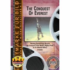 Conquest Of Everest DVD