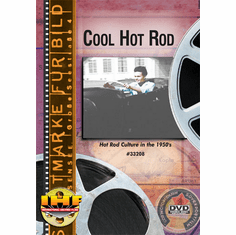 Cool Hot Rod DVD (Hot Rod Culture in the 1950's)