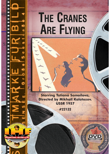 Cranes Are Flying DVD