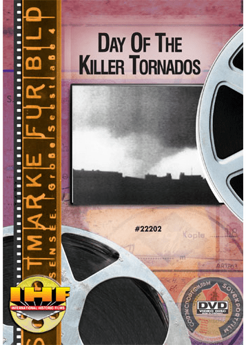Day Of The Killer Tornados DVD