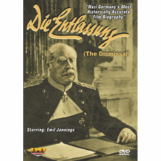 Die Entlassung DVD (The Dismissal) Emil Jannings Educational Edition