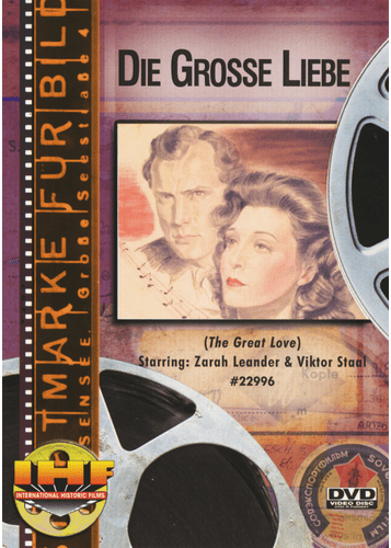 Die Grosse Liebe (The Great Love) DVD