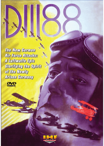 DIII88: The New German Air Force Attacks (DVD with PPR Certificate)