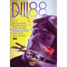 DIII88: The New German Air Force Attacks (DVD with PPR & DSL Certificates)