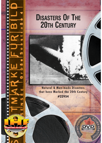 Disasters Of 20th Century DVD