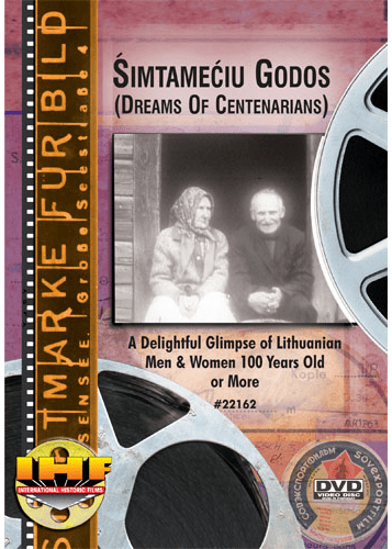 Dreams Of Centenarians DVD