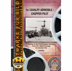 First Cavalry Airmobile & Chopper Pilot DVD