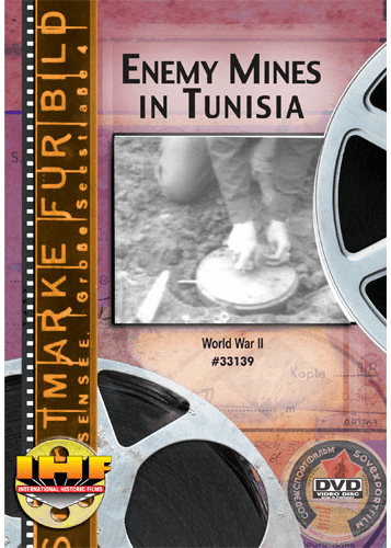Enemy Mines In Tunisia DVD