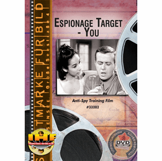 Espionage Target - You DVD
