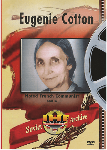 Eugenie Cotton DVD (French Communist)