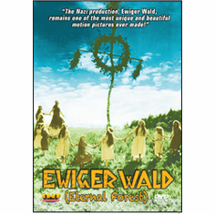 Ewiger Wald (Eternal Forest) DVD (1936, Hanns Springer)
