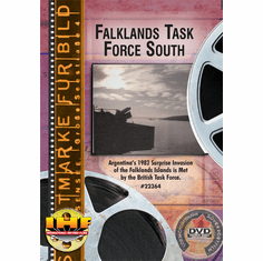 Falklands Task Force South DVD