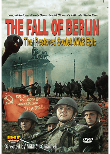 Fall of Berlin: The Restored Soviet Two-Part WW 2 Epic (DVD)