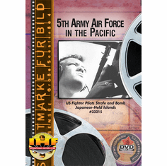 Fifth Army Air Force in the Pacific DVD
