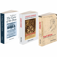 Film Director Karl Ritter Books 3 Pack Set