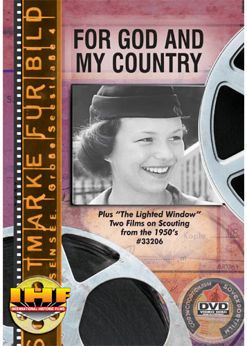 For God And My Country DVD