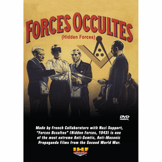 Forces Occultes (Hidden Forces, 1943) (DVD) Educational Edition