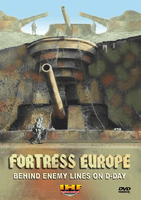 Fortress Europe: Behind Enemy Lines On  D-Day  DVD Educational Edition