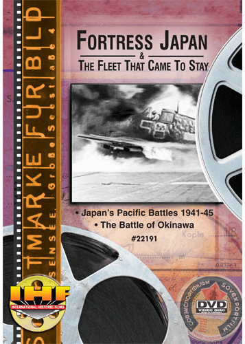 Fortress Japan & The Fleet That Came To Stay DVD