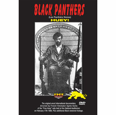 Black Panthers - Huey DVD