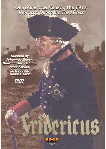 Fridericus (DVD with DSL Certificate)