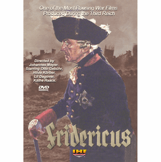 Fridericus (DVD with PPR & DSL Certificates)