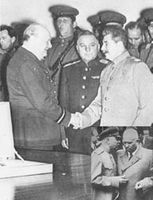 * From Red Cavalry Sabre to Soviet Atomic Bomb