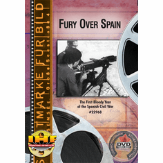 Fury Over Spain DVD