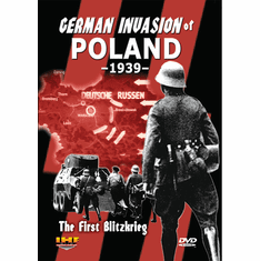 German Invasion Of Poland 1939 (DVD with PPR Certificate)