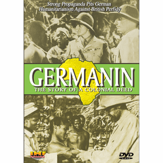 Germanin: The Story of a Colonial Deed DVD (Germanin: Die  Geschichte Einer Kolonialen Tat)  Educational Edition