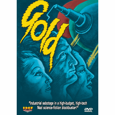Gold DVD (Karl Hartl, 1934) (Hans Albers, Brigitte Helm) Educational Edition