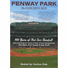 Fenway Park: The Golden Age DVD