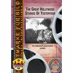 Great Hollywood Studios of Yesteryear  DVD