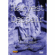 Harvest Of Despair (Ukranian Famine) DVD Educational Edition