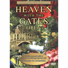 Heaven With The Gates Open DVD (Tour of Exbury Gardens, England) Educational Edition